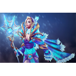 Ensemble of the Crystalline Comet Set