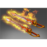 Rapiers of the Burning God (Genuine)