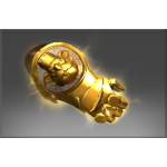 Razzil's Midas Knuckles (Inscribed)