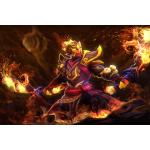 Blaze Armor Set