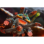 Sky-High Warship Set