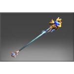 Dragonfish Sceptre (Inscribed)