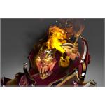 Golden Mantle of Grim Facade (สอบถามราคา)