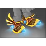 Mecha Boots of Travel Mk III (Kinetic Gem)