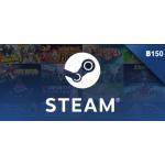 Steam Wallet ฿150